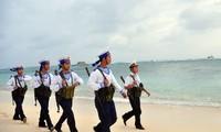 Pasukan Keamanan Publik Rakyat dan Tentara  berkoordinasi untuk membela Tanah Air dalam situasi baru