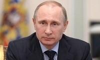 Rusia  ingin memperkuat hubungan dengan AS