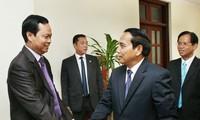 Vietnam dan Laos  memperkuat kerjasama  di bidang inspektorat.