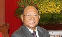 Parlemen Kamboja memilih badan pimpinan baru