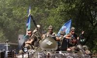 Pertemuan Puncak tentang Ukraina sulit mendatangkan solusi damai yang efektif.