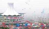 CAEXPO dan CABIS ke-11 dibuka di kota Nan Ning (Tiongkok)