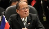 Presiden Filipina, Benino Aquino berpidato tentang masalah Laut Timur