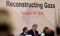 Rekonstruksi jalur Gaza : Kenyataan  masih berada di depan
