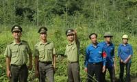 Perkenalan tentang pekerjaan mencegah dan memadamkan kebakaran di Vietnam