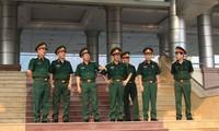 Konferensi ke-15 Panglima Angkatan Darat Tentara negara-negara ASEAN diselenggarakan di kota Hanoi