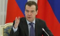 Pemerintah Federasi Rusia pemerintahnya akan tidak membatalkan target-target strategis