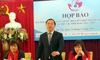 Kongres ke-7  Federasi Pemuda Vietnam  akan dibuka