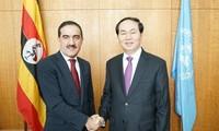 Vietnam adalah anggota  yang bertanggung jawab dari komunitas internasional