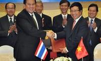 Persidangan ke 2 Komite Gabungan tentang Kerjasama Bilateral Vietnam-Thailand