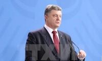 Ukraina  secara resmi memberi Status khusus untuk daerah-daerah di Ukraina Timur