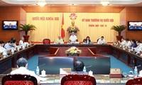 Menyiapkan banyak isi penting untuk Persidangan ke-9, MN Vietnam angkatan ke-13