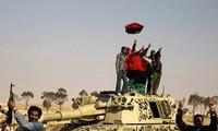 PBB membawa barang bantuan membantu 51.000 warga Libia