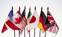 G-7 mengarah ke target yalah secara berangsur-angsur  menghapuskan energi fosil