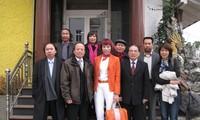 "Pesta: ""40 tahun orang Vietnam melakukan integrasi dan perkembangan di RF Jerman"""