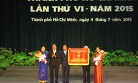 Pembukaan Kongres ke-6 Kompetisi Patriotik kota Ho Chi Minh