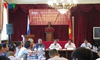 Konferensi memperkenalkan Perjanjian FTA Vietnam-Persekutuan Ekonomi Asia- Eropa