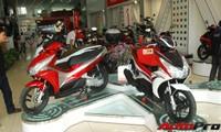 Pasar sepeda motor Vietnam