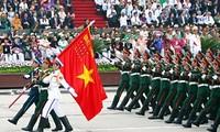 Program kesenian khusus untuk memperingati ultah ke-70 Hari Nasional Vietnam