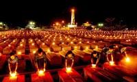 Aktivitas-aktivitas memperingati Prajurit Penyandang Cacad dan Martir di Vietnam (27 Juli)