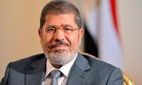 Mantan Presiden Mesir, Mohamed Morsi menolak hukuman mati