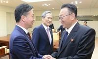 Langkah awalan dari satu halaman baru dalam hubungan  antar Korea