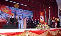 Para diaspora Vietnam di Thailand  menyambut Hari Nasional  2 September