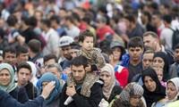 Eropa menghadapi tantangan keamanan yang serius dari gelombang kedatangan kaum migran