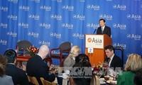 Memperdalam lebih lanjut lagi hubungan Kemitraan Komprehensif Vietnam- AS