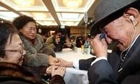 Reuni keluarga-keluarga yang terpisah akibat Perang di semenanjung Korea