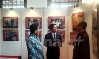 Pameran Hubungan diplomatik internasional di Jakarta memperdalam hubungan Vietnam-Indonesia