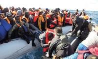 Eropa mengerahkan tenaga untuk menangani  masalah kaum migran