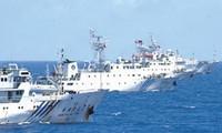 Jepang dan Belanda merasa cemas  mengenai ketegangan di Laut Timur