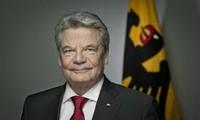 Presiden Jerman merasa gembira atas perkembangan baik dalam hubungan bilateral dengan Vietnam