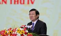 Peringatan ultah ke-70  hari berdirinya Instansi Pertanian dan Pengembangan Pedesaan Vietnam