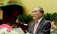 MN Vietnam mengakhiri sesi interpelasi dan jawaban interpelasi