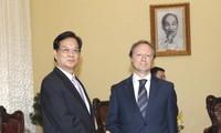 PM Vietnam, Nguyen Tan Dung menerima Dubes, Kepala Perwakilan Uni Eropa di Vietnam