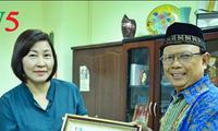 Iktisar surat-surat pendengar Indonesia tahun 2015