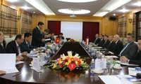 Vietnam dan Mesir berbagi pengalaman dalam pencegahan dan pemberantasan korupsi