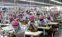 Vietnam terus berada dalam Lima  Besar  negara-negara  eksportir teksil dan produk tekstil