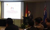 Vietnam-Selandia Baru memperhebat  kesempatan melakukan kerjasama  dan investasi