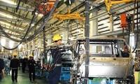 Indeks produksi industri Vietnam pada Februari meningkat kira-kira 8 persen