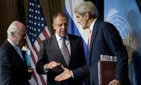 Rusia bersedia berkoordinasi dengan pasukan aliansi pimpinan AS untuk melawan IS di Suriah