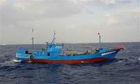 Malaysia memberikan peringatan akan menenggelamkan kapal ikan asing yang melanggar wilayah lautnya