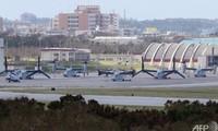 Jepang dan AS menegaskan lagi permufakatan mengalokasikan kembali  pangkalan Futenma