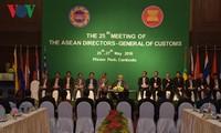 Negara-negara ASEAN perlu memperkuat kerjasama di bidang bea cukai