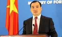 Tindakan ilegal tidak bisa mengubah kenyataan tentang kedaulatan Vietnam terhadap Truong Sa dan Hoang Sa