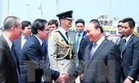 Aktivitas PM Vietnam, Nguyen Xuan Phuc di Hongkong, Tiongkok