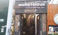 Pemuda bernama  Dao Khanh Hiep dengan pola toko swalayan yang  pertama di kota Hanoi
