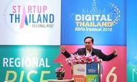 Kecenderungan perkembangan badan usaha start-up di Thailand